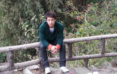 Aries in Baguio